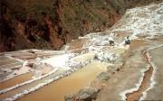 Mines de Sal de Maras, al Perú