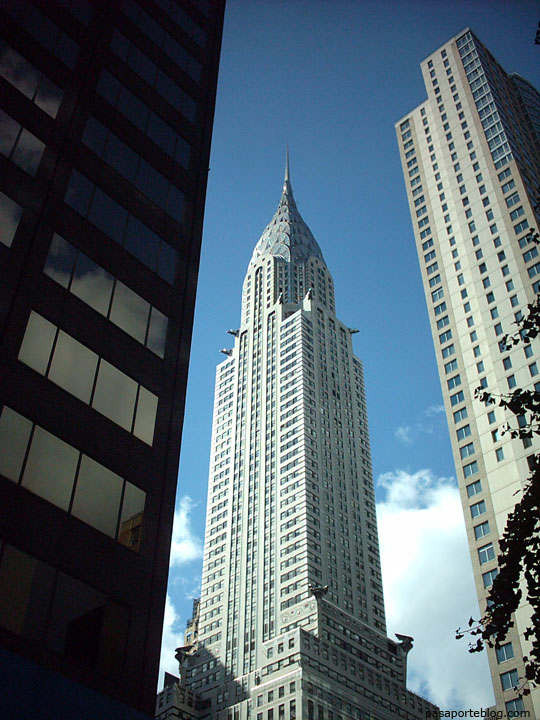Gratacels entre gratacels a Nova York