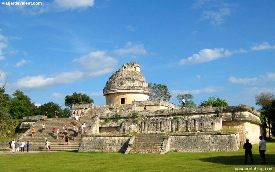 Chichen Itza, Mèxic. L'Observatori
