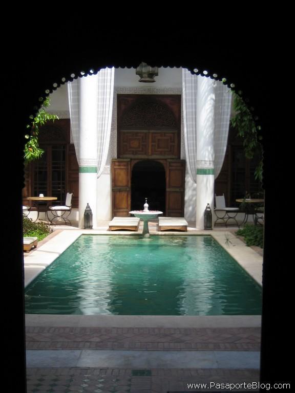 Riad Slitine Media a Marrakech, Marroc