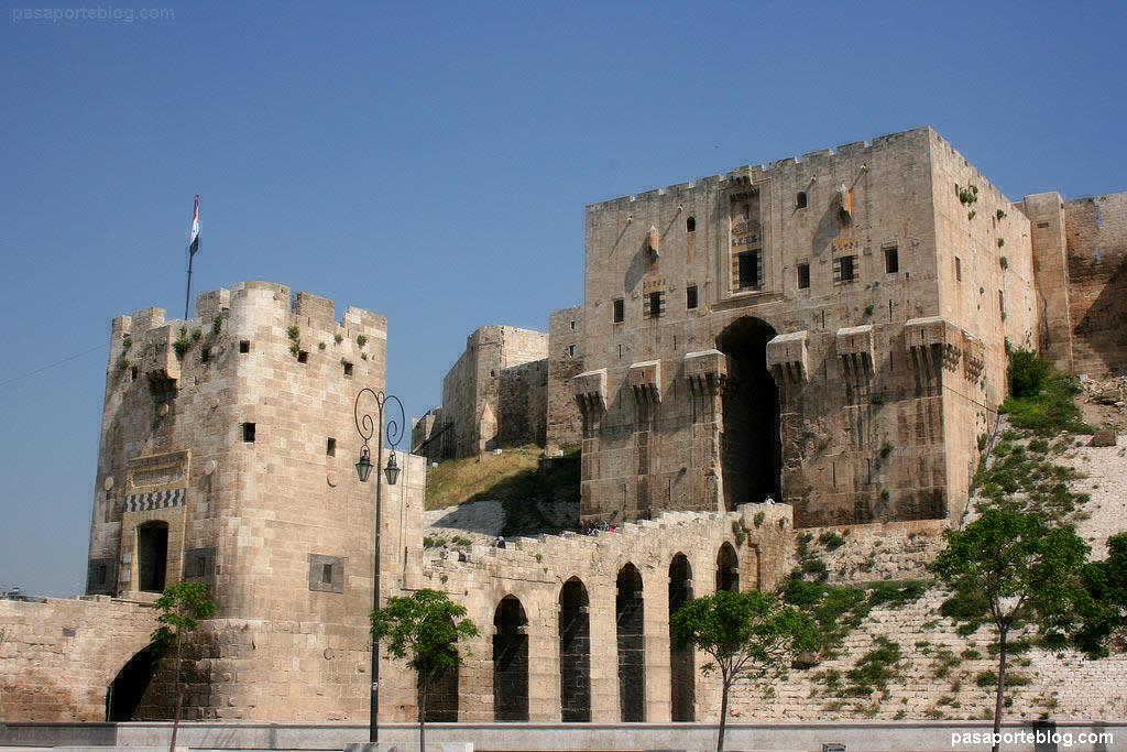 Ciutadella d'Alep, Síria