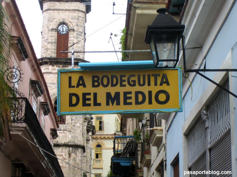 La bodeguita del medio, l'Havana, Cuba