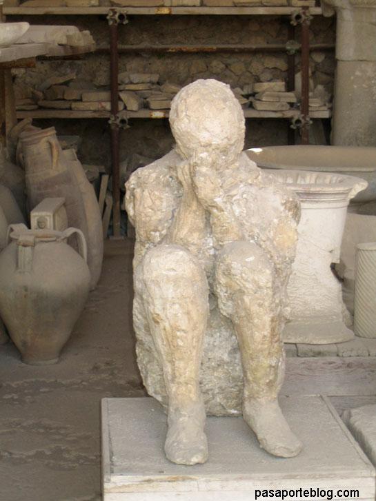 Pompeia figura humana