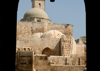 Síria, Alep, vista finestra